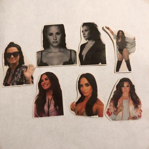 28ct Demi Lovato Cute Sticker Pack