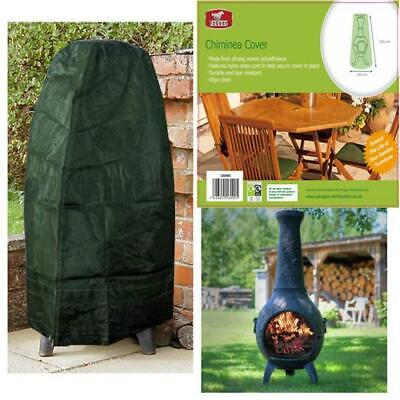 Large 1.2MHigh Waterproof Chimenea Chimnea Chiminea Protector Rain Cover Storage
