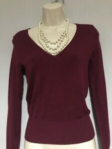 BNWT-M-amp-S-Collection-Ladies-Top-With-Stretch-Size-6