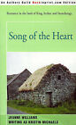 Song of the Heart by Kristin Michaels (Paperback / softback, 2001)