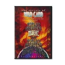 Wild Card (World's Greatest Magic) - DVD - Street Magic - Giochi di Magia