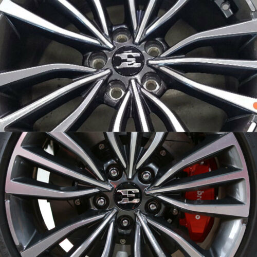 "OEM Parts 52960J5300 Wheel Center 17/"" 18/"" Cap 4P for KIA 2017-2018 Stinger"