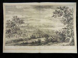 ARDRES-AARDEN-CALAIS-GROssE-RADIERUNG-ADRIAEN-FRANS-BOUDEWIJNS-VAN-MEULEN-1685