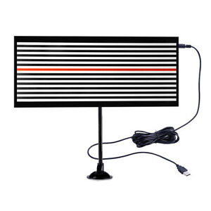 Led Linienle pdr ausbeulwerkzeug led linien panel reflektor fixierschild hagel