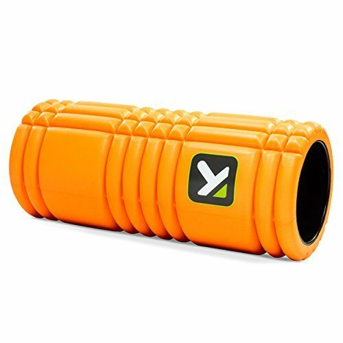NEW Trigger Point Performance The Grid Revolutionary Foam Roller arancia