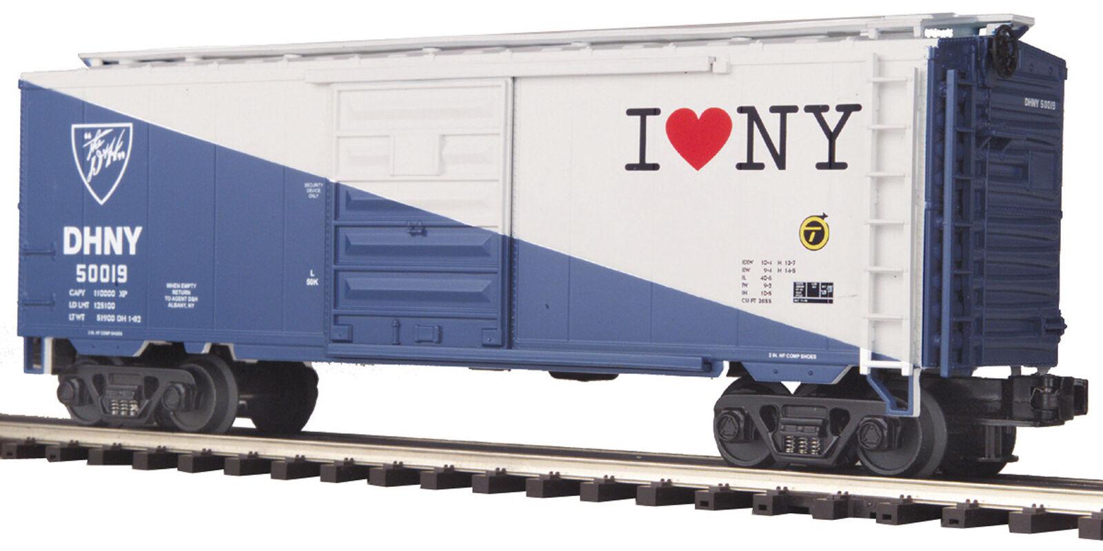 MTH 1 48 O Scale Delaware Hudson 40' Single Door Box Car