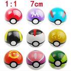 Pokemon Pokeball Cosplay Pop-up 7cm Plastic BALL for Monster Kids Toys Gift