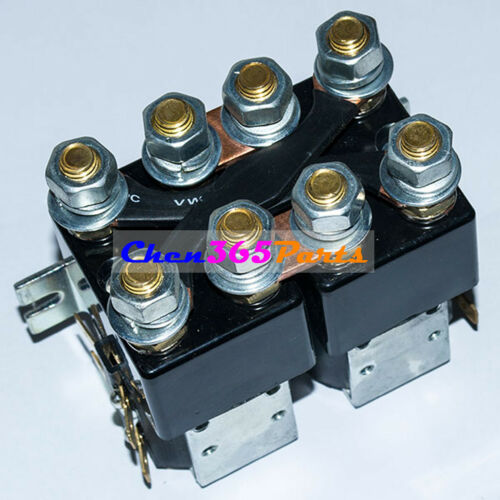 Replace Albright Contactor SW822 24V 100A for Forklift Stacker Pallet