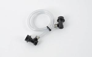 Pico Pro//S PicoBrew Ball-lock Transfer Jumper Assembly and Zymatic Z