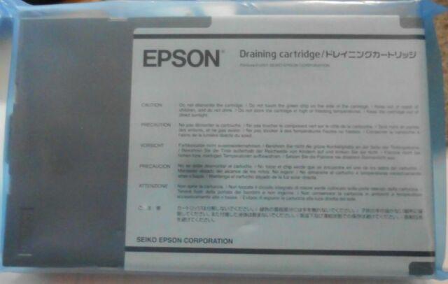 Epson 1104350 Draining cartridge Patrone für Stylus Pro 7600 9600  ohne OVP D