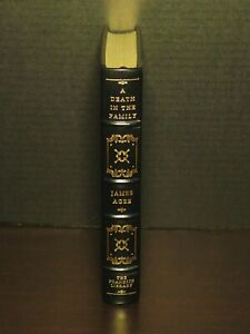 A-DEATH-IN-THE-FAMILY-JAMES-AGEE-FRANKLIN-LIBRARY-LIMITED-EDITION-FINE