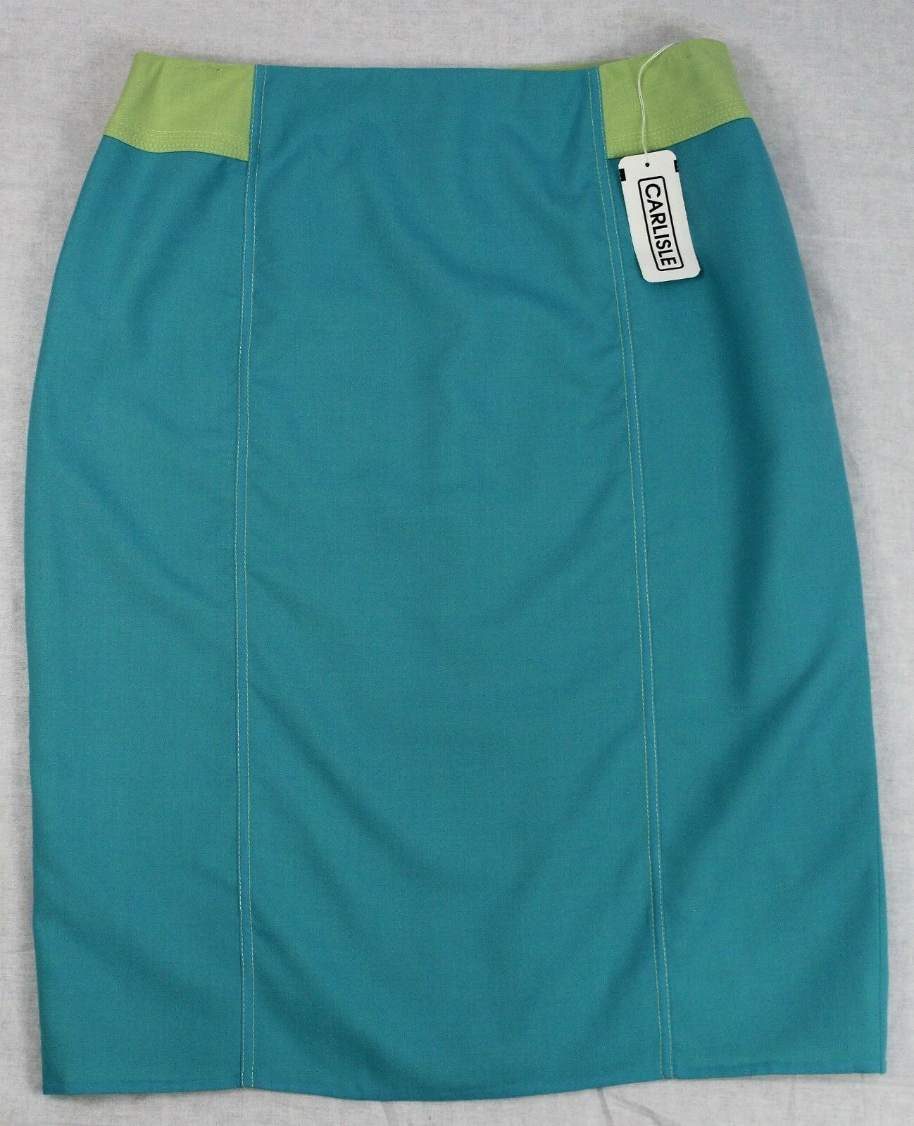 NEW Carlise Skirt  Classic Style  Bring Some color to Your Fall Wardrobe  Sz 12