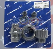 Grundfos 96634763 Fitting Kit For 1 Npt Mq Series Pump Ppo Material