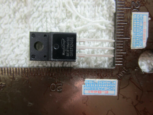 5pcs MDFI1N65B MDF1IN65B MDF11NG5B MDF11N658 MDF11N65B MDF11N65BTH TO220F-3