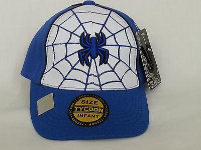 Bello Bambini Ragazzi G Spider Baseball Estate Cap Cappello Da 5-7 Anni- Buona Conservazione Del Calore