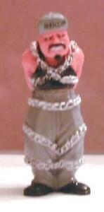 "Q Ball QBALL Homies Series 5 Figurine ~2/"" tall Loose Action Figure"
