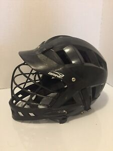 BRINE-TRIAD-ST2-LACROSSE-HELMET-W-Chinstrap-Black-One-Size-Fits-Most