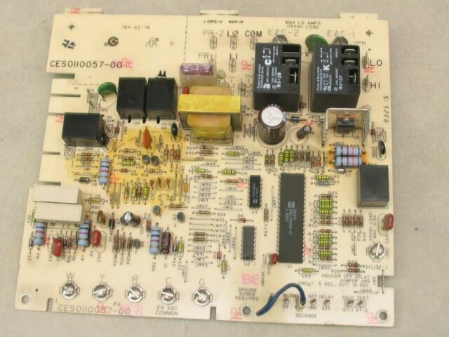 Carrier Bryant Ces0110057 01 Ceso110057 Hvac Furnace Control Circuit Board