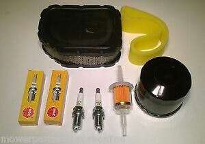 SERVICE KIT KOHLER SV710 to SV740,Air, Oil & Fuel Filters, Spark Plugs,32 083 03