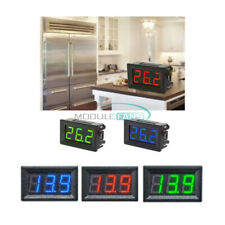 Digital 12v Thermometer Temperature Meter K Type M6 Thermocouple Tester