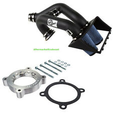 AftermarketEcoboost 2011 Ford F150 3.5 Eco aFe Air Intake + Throttle Body Spacer