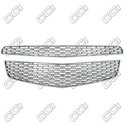 2010-2011 Chevy Equinox LS LT LTZ Chrome Grille NEW