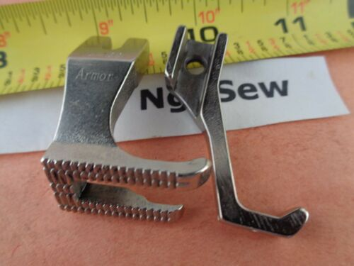 CONSEW 205RB Walking Foot Set with teeth