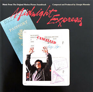 Giorgio Moroder CD Midnight Express (Music From The Original Motion Picture Sou