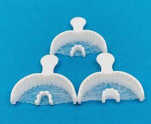 Dental-Bite-Registration-Disposable-Impression-Triple-Trays-Anterior-35-box