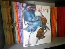 FRONTIERE Tome 1 : Souviens-toi - Ed Originale - BD COMME NEUF