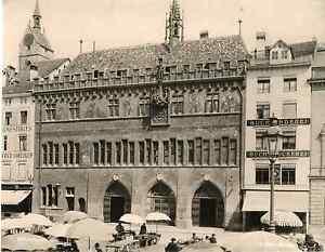 Schroeder-Suisse-Basel-Rathhaus-vintage-photomechanical-Photomecanique