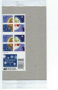 Christmas-Carols-USPS-Forever-Stamps-Book-of-20-USPS-Sealed-Package