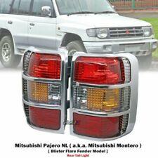 1 Pair Aftermarket Tail Light Lamp For Mitsubishi Pajero Montero Nl Wide 1998 99 Fits 1998 Mitsubishi