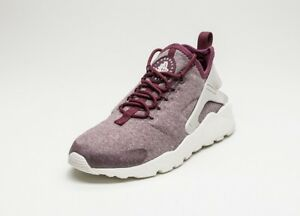 the latest c9248 17f04 Image is loading NIKE-W-AIR-HUARACHE-RUN-ULTRA-SE-TRAINERS-