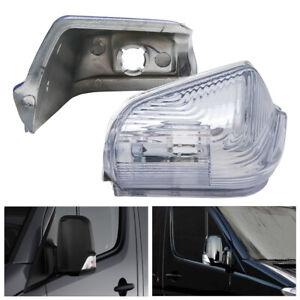 Left Side LED Wing Mirror Indicator Turn Signal Light For Mercedes Sprinter