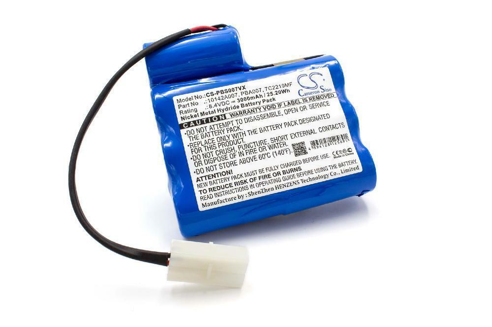 Batteria 3000mAh per Pool Roboter MTC 3937 MEGATECH
