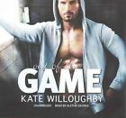 Out of the Game by Kate Willoughby (CD-Audio, 2015)
