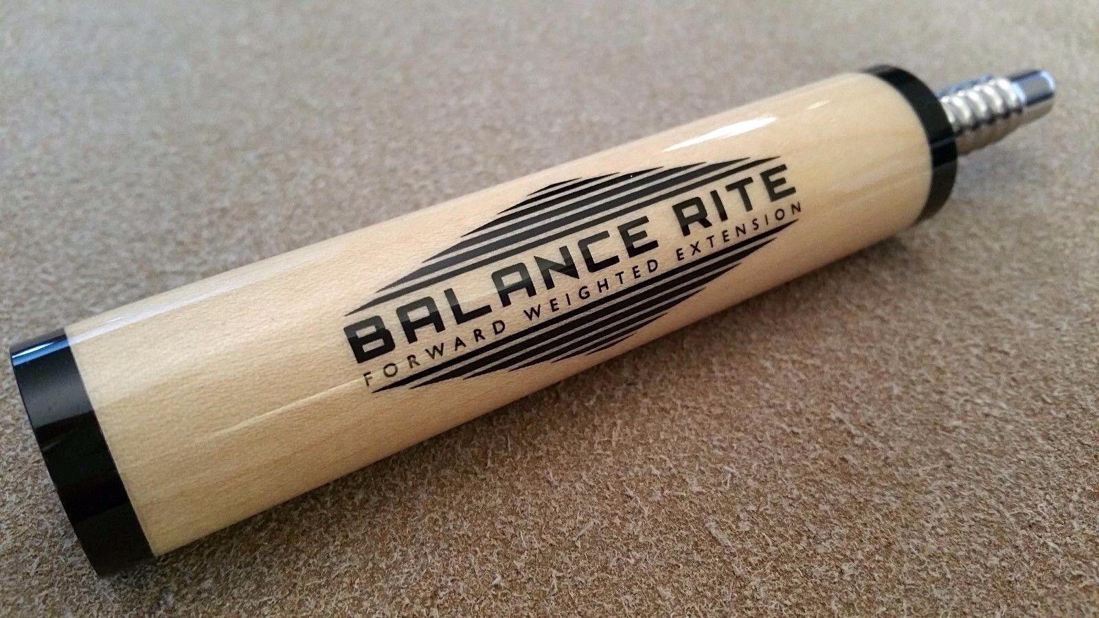 Balance Rite Pool Cue Extension   Uniloc - Radial - 5 16x18 - 5 16x14 - 3 8x10