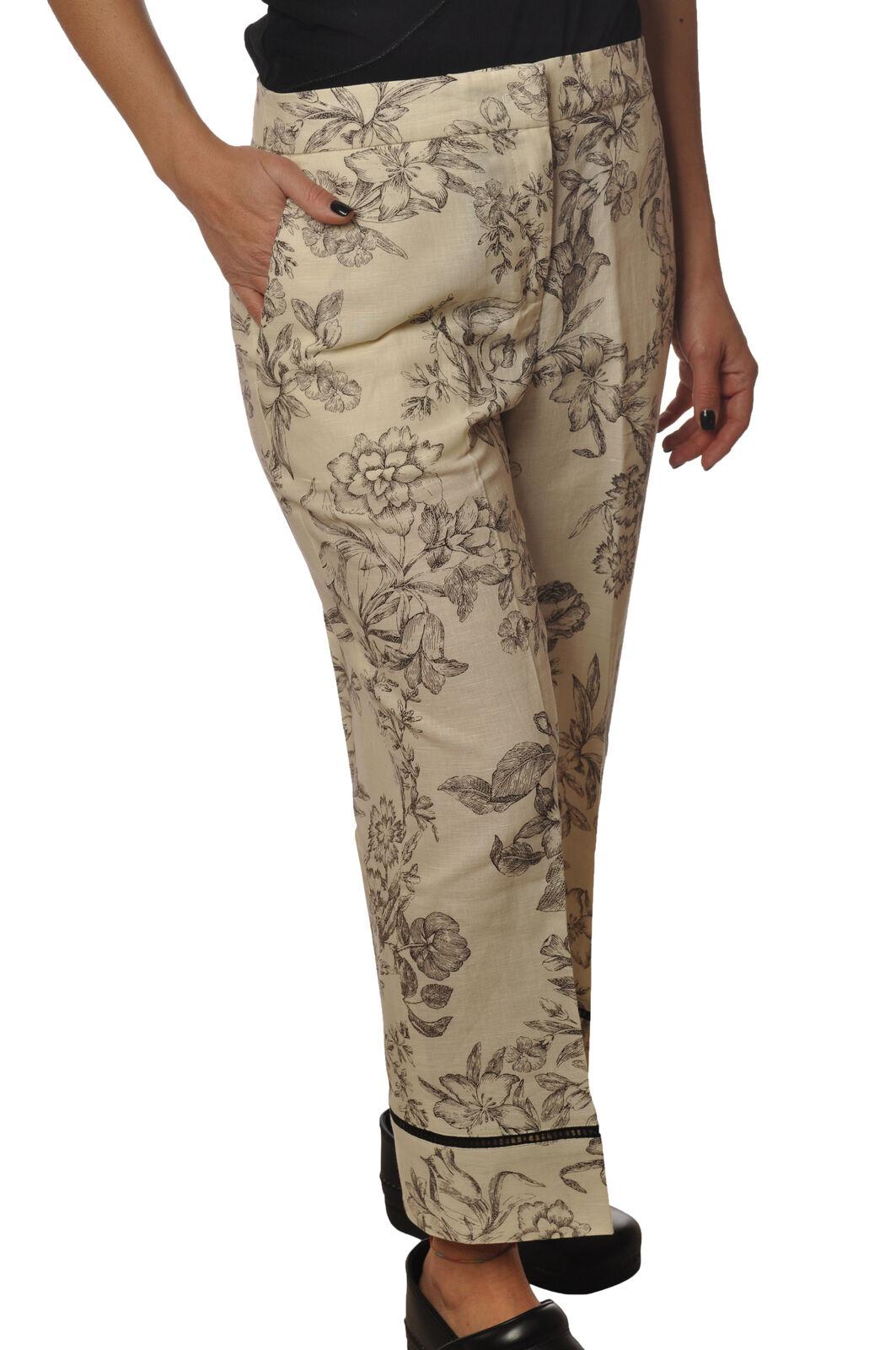 Twin Set - Pants-Pants - Woman - Fantasy  - 6246705D191407  ¡No dudes! ¡Compra ahora!