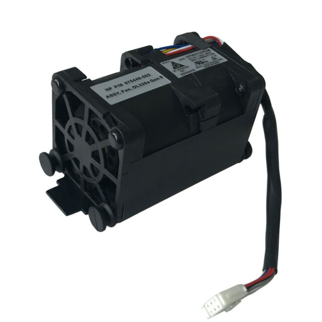 New HP DL320E G8 Server Cooling Fan GFM0412SS DD03 675449-002 DC 12V 1.82A
