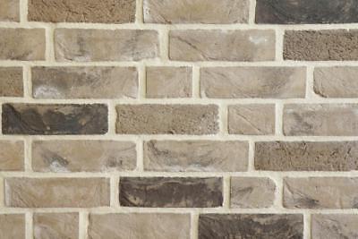 Handform-verblender Nf Bh1039 Grau-beige-bunt Klinker Vormauersteine 2019 Offiziell Klinker Heimwerker
