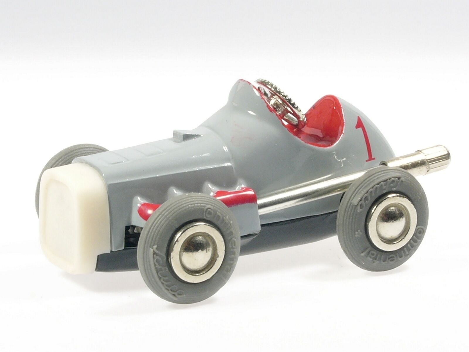 Schuco Micro-Racer Midget grau grau grau 1041   170    Einzigartig  02c7bc