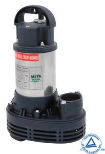 Image Is Loading Alita Aup 150 3000 Gph Submersible Pump Water