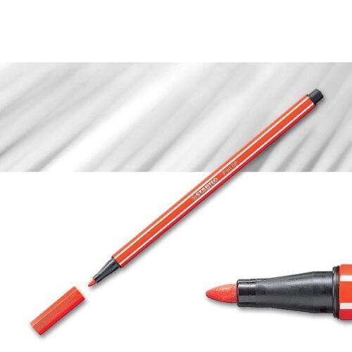 Stabilo Pen 68 hellrot Premium-Fasermaler 68//40