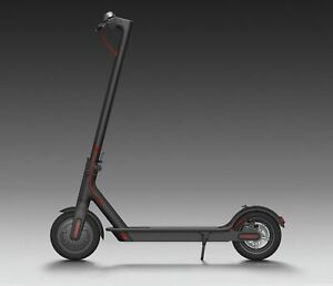 Xiaomi M365 Folding Electric Scooter International Version with 2 spare tyres