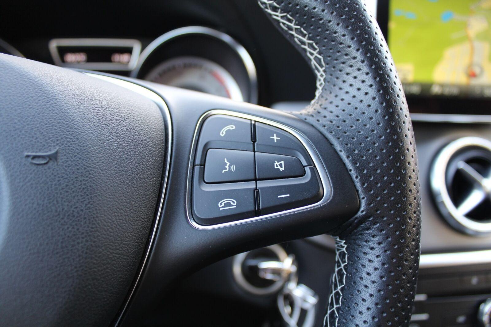 Mercedes CLA200 1,6 Shooting Brake - billede 12
