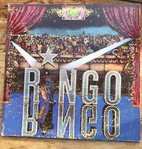 Ringo Starr - Ringo Vinyl LP - 1973 First Press - Apple Records SWAL-3413