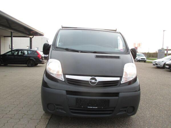 Opel Vivaro 2,0 CDTi 114 Van L1H1 eco - billede 4