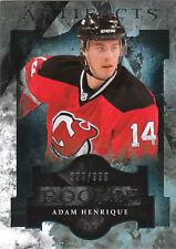 11-12 Artifacts Adam Henrique Rookie /999 New Jersey Devils