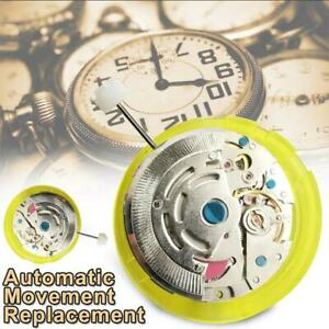 Automatische-mechanische-Uhr-Armbanduhr-Bewegung-Tag-Datum-2813-Fix-Tool-Clock